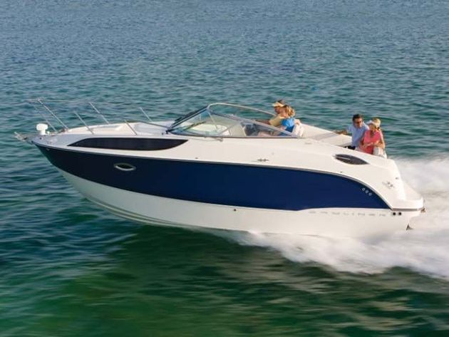 Established in 1957, Bayliner boats has been producing sports boats for over ...