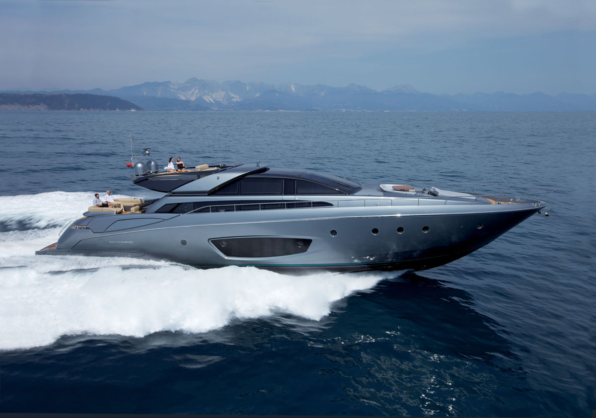 """The Monaco Yacht Show is one of our flagship events in late summer."