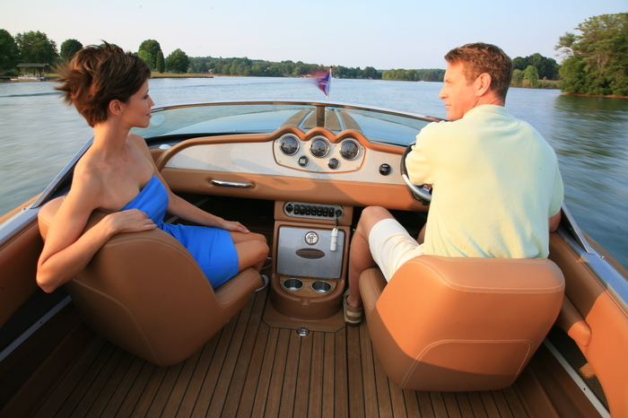 Chris Craft Silver Bullet World Sports Boats