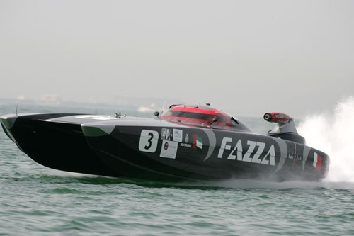 Fazza C1 - Class 1 Offshore Power Boats Italy 2009