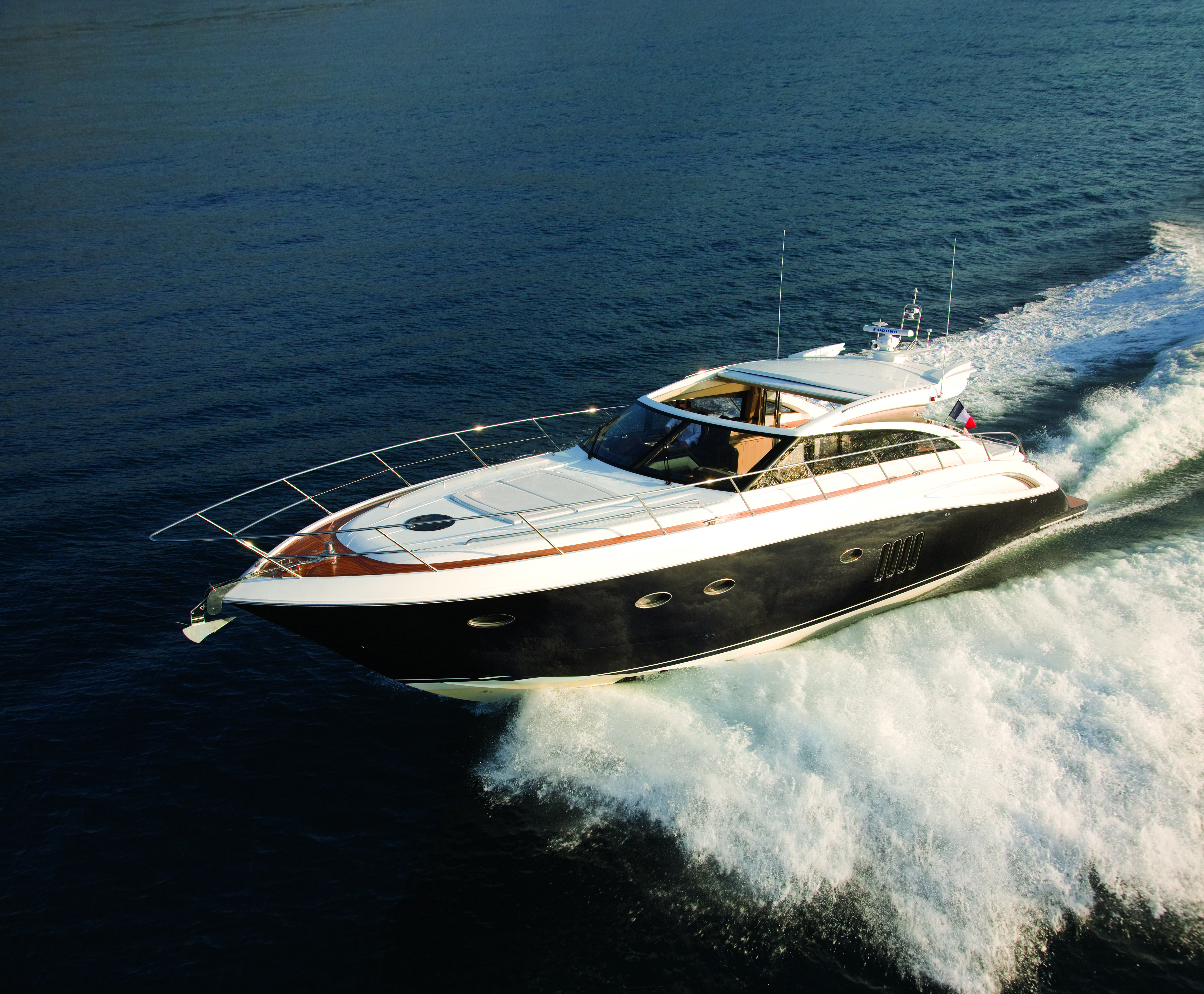 Pictures supplied by Princess Yachts International