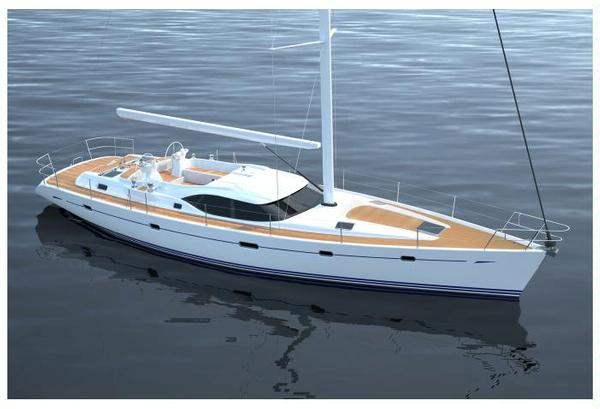 ... Oyster is presenting the Cruising Yacht 575 (17.99 m): the sloop was ...
