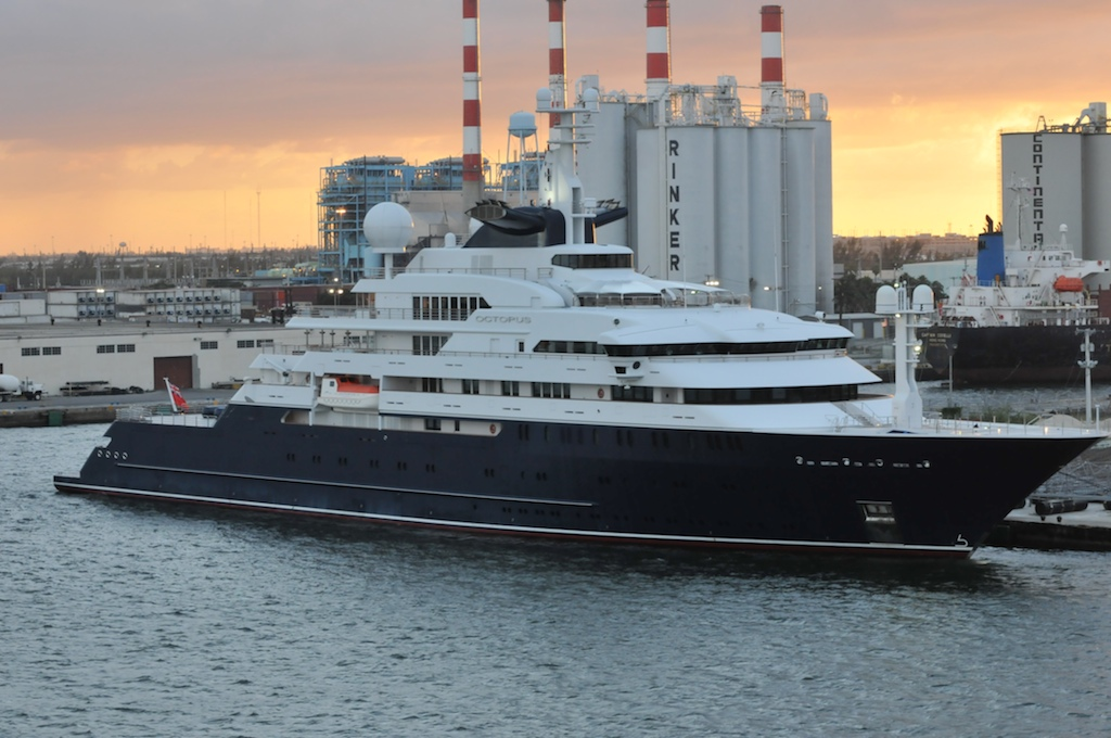 Largest Superyachts In The World
