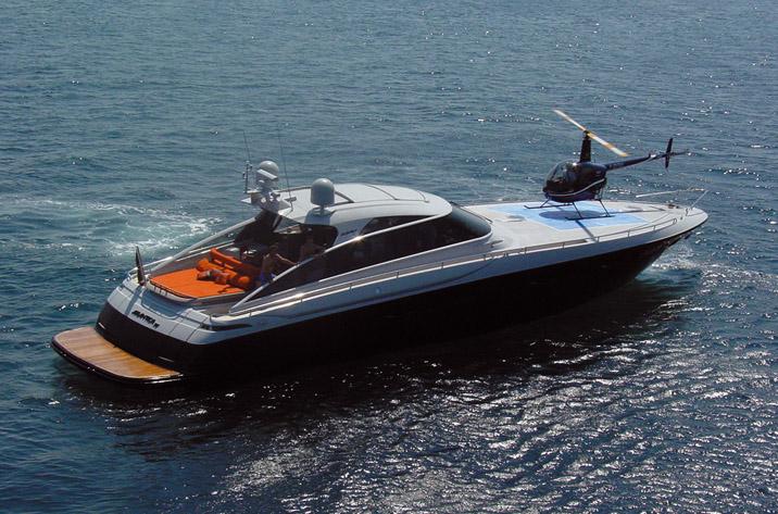 Baia have produced a winning formula in the 78 Atlantica, her sleek modern ...