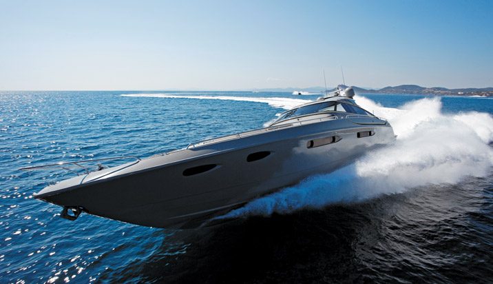 The Baia 78 can be supplied with engines options from MTU, our choice would ...
