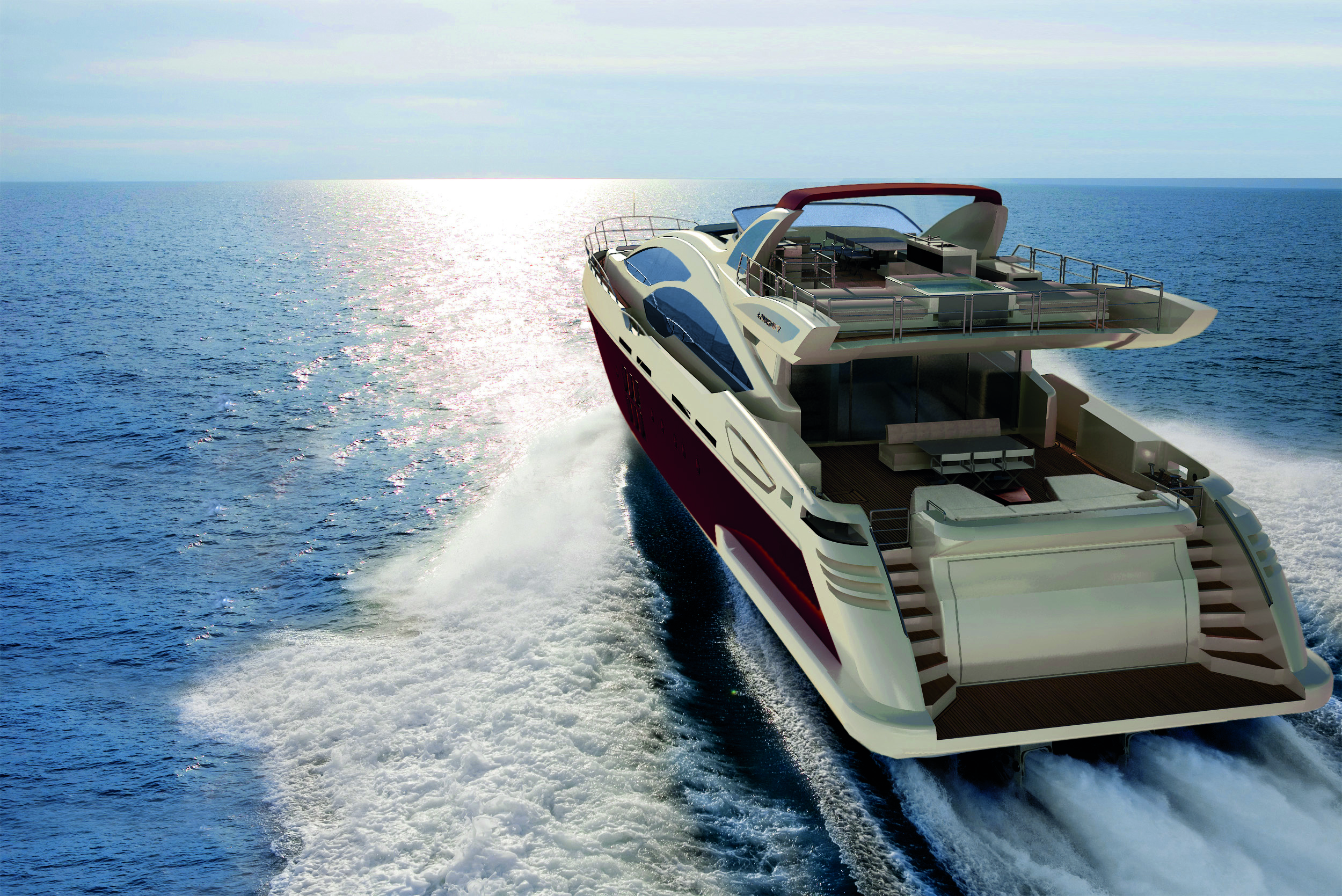 Azimut step up their game in the super yacht market