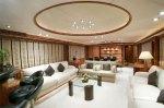 Sunseeker 105 Yacht Saloon