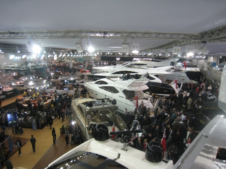 London International Boat Show 2010