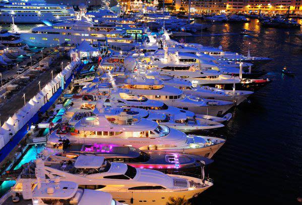 ort Lauderdale International Boat Show 2013