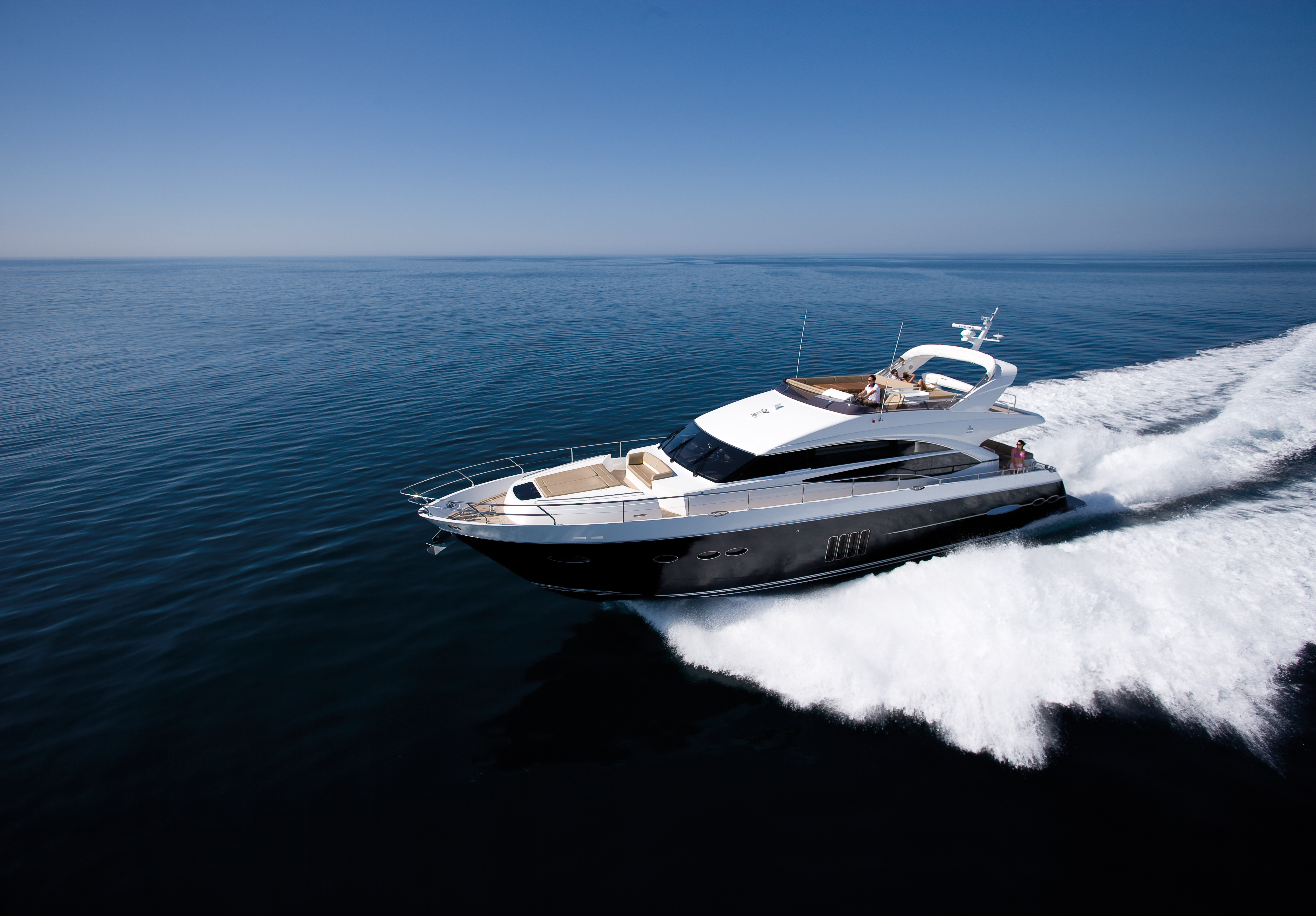 For Your Eyes Only The New Princess 72 Motor Yacht