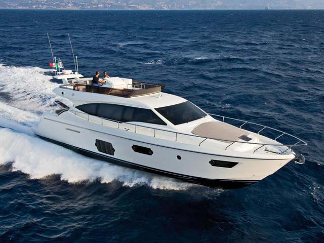 Ferretti 570 · Mochi Craft, will introduce a 23 meter, long range yacht with ...