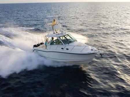 Boston Whaler 345 Open