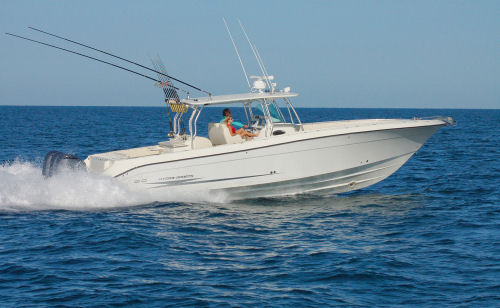 Hydra-Sports Boats will debut its 42' sportfish center console including new ...