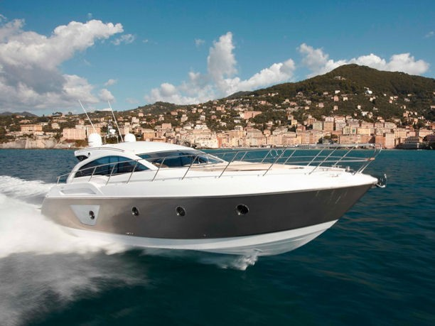 Sessa Marine C48. Being the first yacht on the market in 2007 with the IPS ...