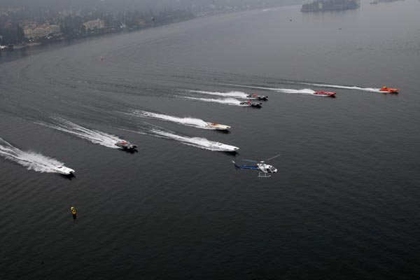 Class 1 Offshore Power Boats - Italy GP 2010