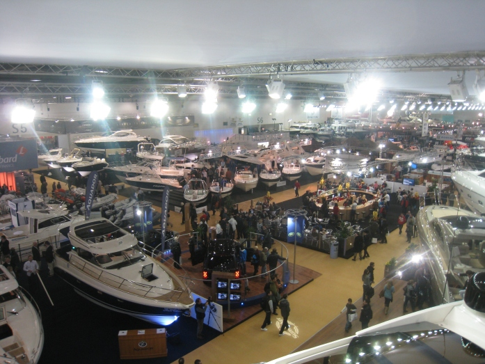 London International Boat Show