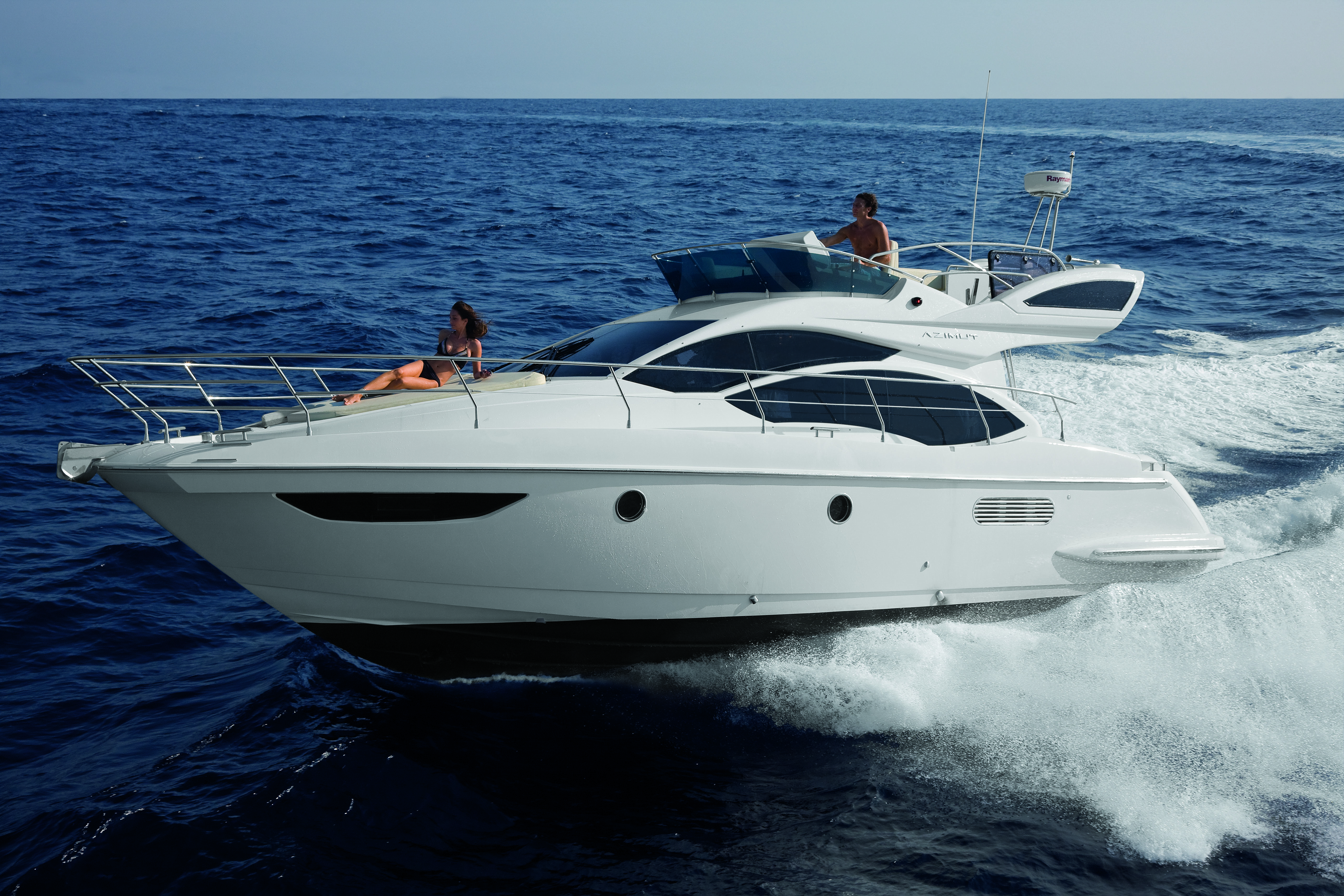 Azimut 72S and Atlantis Verve 36 are both in the running for Motor Boat of ...