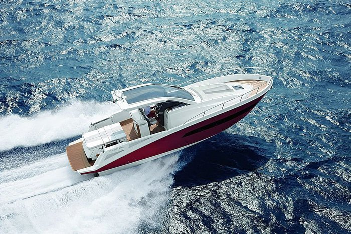 Azimut 72S and Atlantis Verve 36 are both in the running for Motor Boat ...