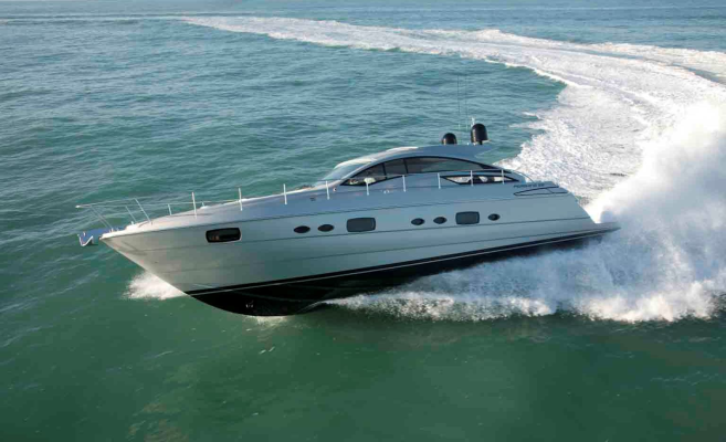 Pershing 58. Characterized by large volumes and complete luminosity due to ...