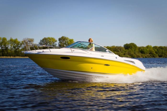 Sea Ray 235 Weekender