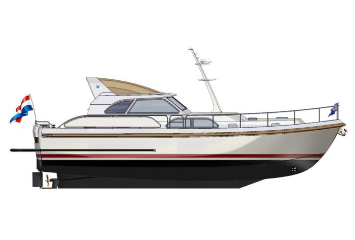 Range Cruiser 430 Sedan Variotop