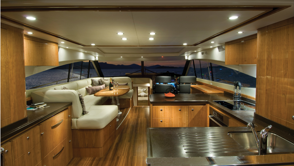 The Preface To Interior Design For Yachts Access All Oceans