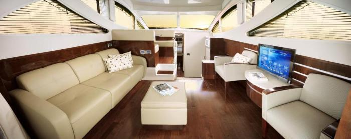 Sea Ray 450 Sedan Flybridge