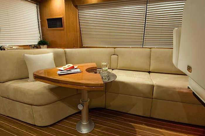 Riviera 61 Enclosed Flybridge