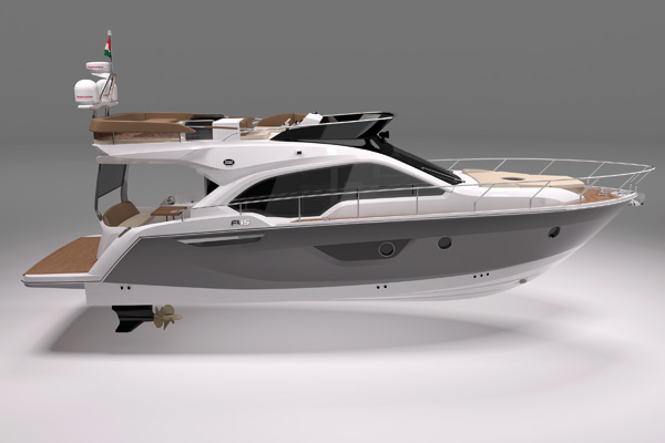Sessa Marine 45 Flybridge IPS 600