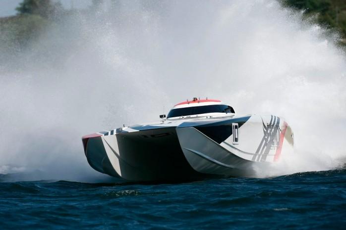 UIM Class1 Norwegian Grand Prix 2011