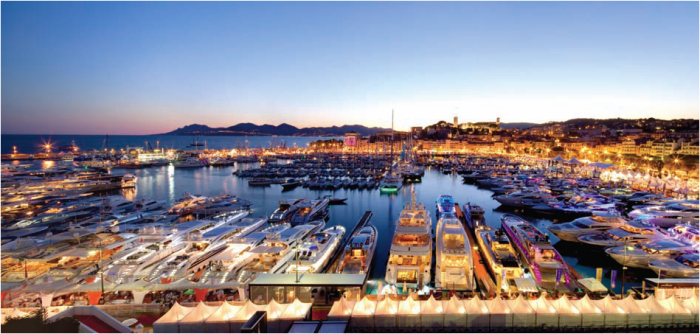 Cannes International Boat Show 2011