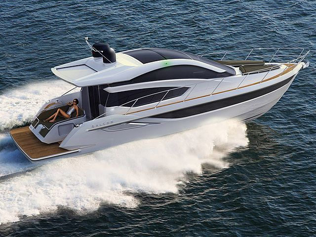 Back To The Future In New Galeon 420 Hard Top Coupe
