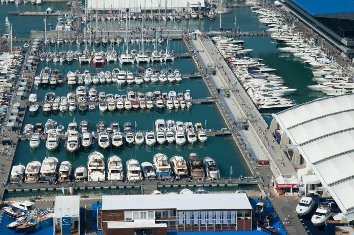 Genoa International Boat Show 2011