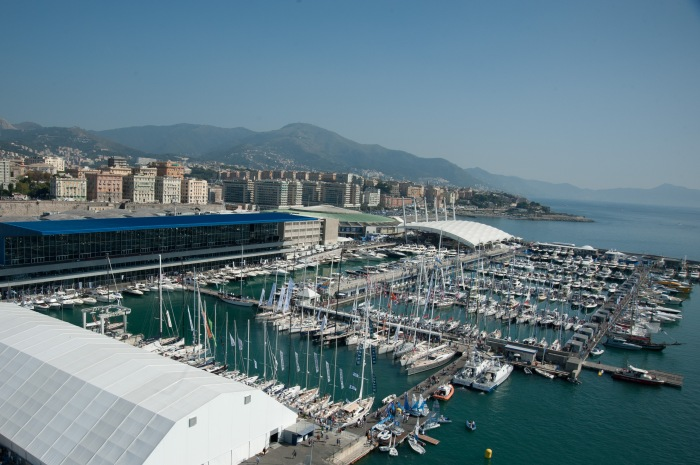 Genoa International Boat Show 2011