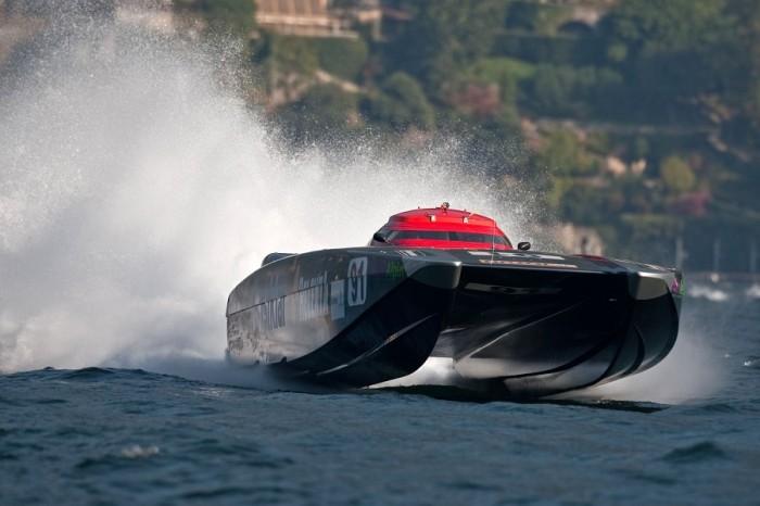 Class 1 offshore Italian GP 2011