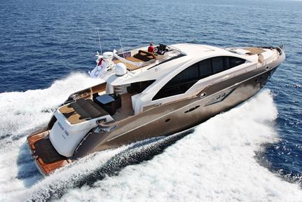 Queens Yachts 86 Sport