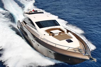 Queen Yachts 86