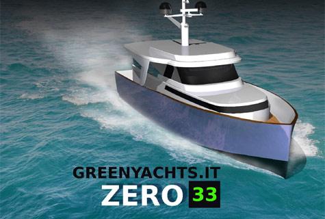 Green Yachts Zero 33