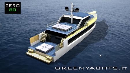 Green Yachts Zero 80