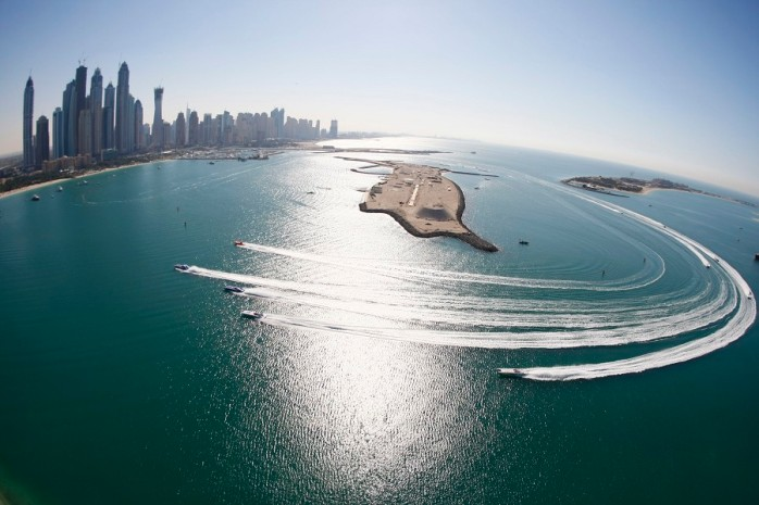 2011 Dubai class one offshore Grand Prix