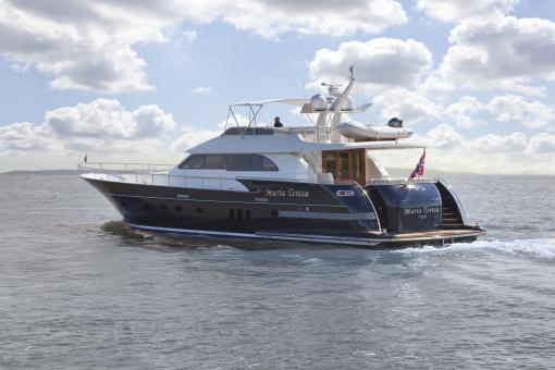Continental II 23m Flybridge