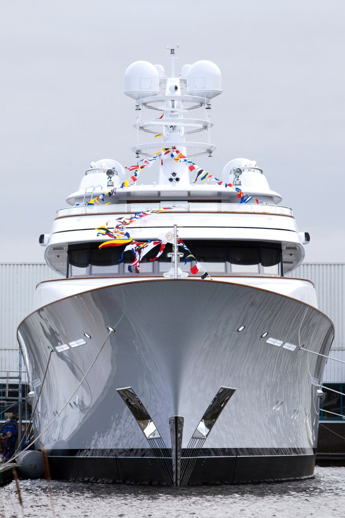 Feadship Drizzle