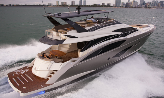 Marquis has unveiled their new and exciting 630 Sport Yacht, which boasts a ...