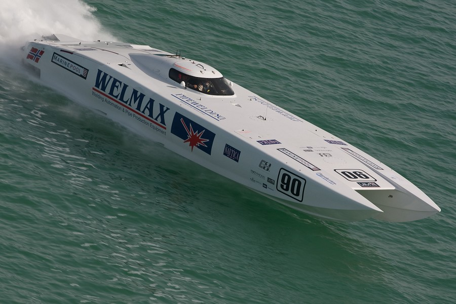 The new 2012 season of Class 1 offshore powerboat racing