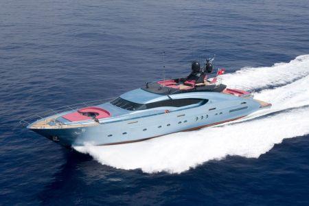 Palmer Johnson 135 Sport Yacht