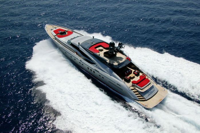 Palmer Johnson 135 Sport Yacht