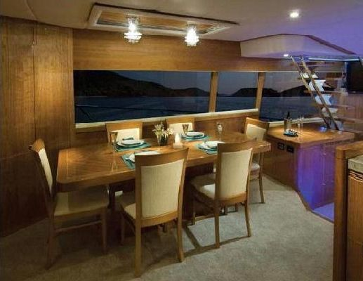 Riviera 75 Enclosed Flybridge