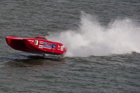 Class1 offshore GP power boat - Welmax 9