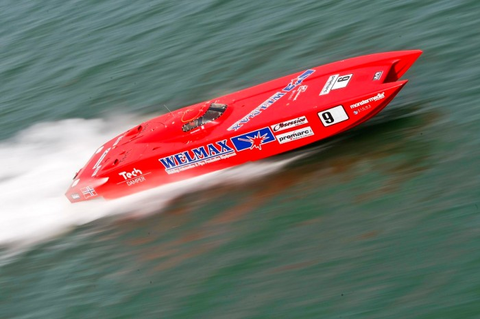 Class1 offshore GP power boat - Welmax 9
