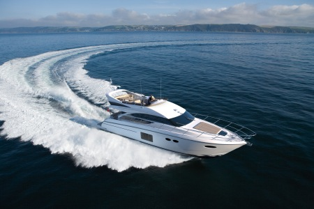 Princess 56 Flybridge
